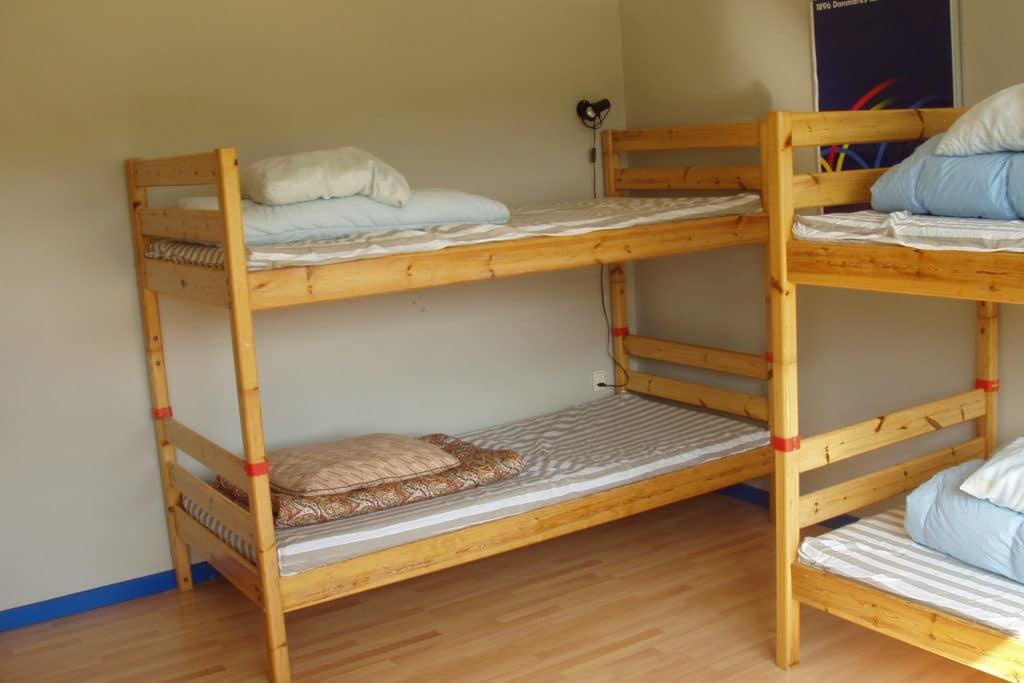 Zimmer im Trainingslager Flensburger Foerde