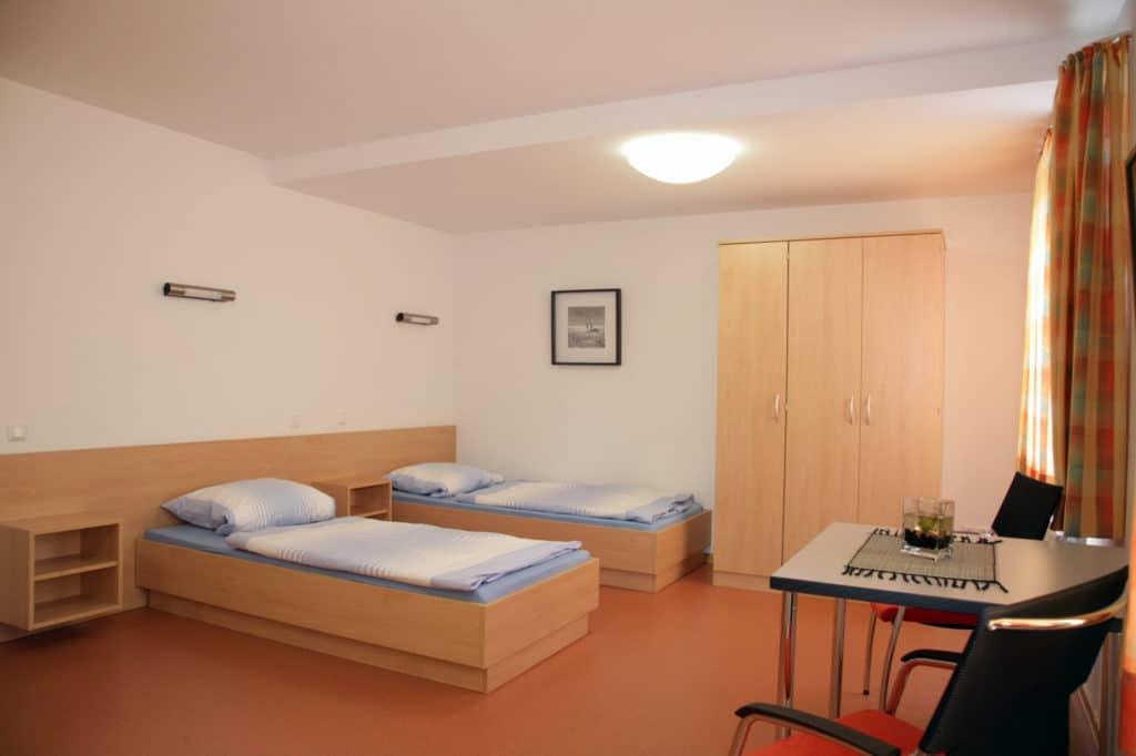 Fussball Trainingslager Frankfurt Zimmer