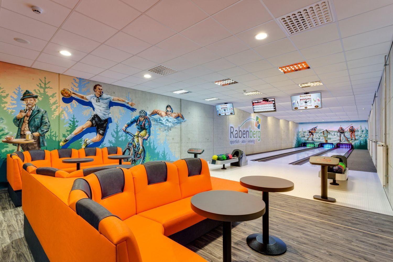 Bowlinganlage Sportpark Erzgebirge Fussball Trainingslager
