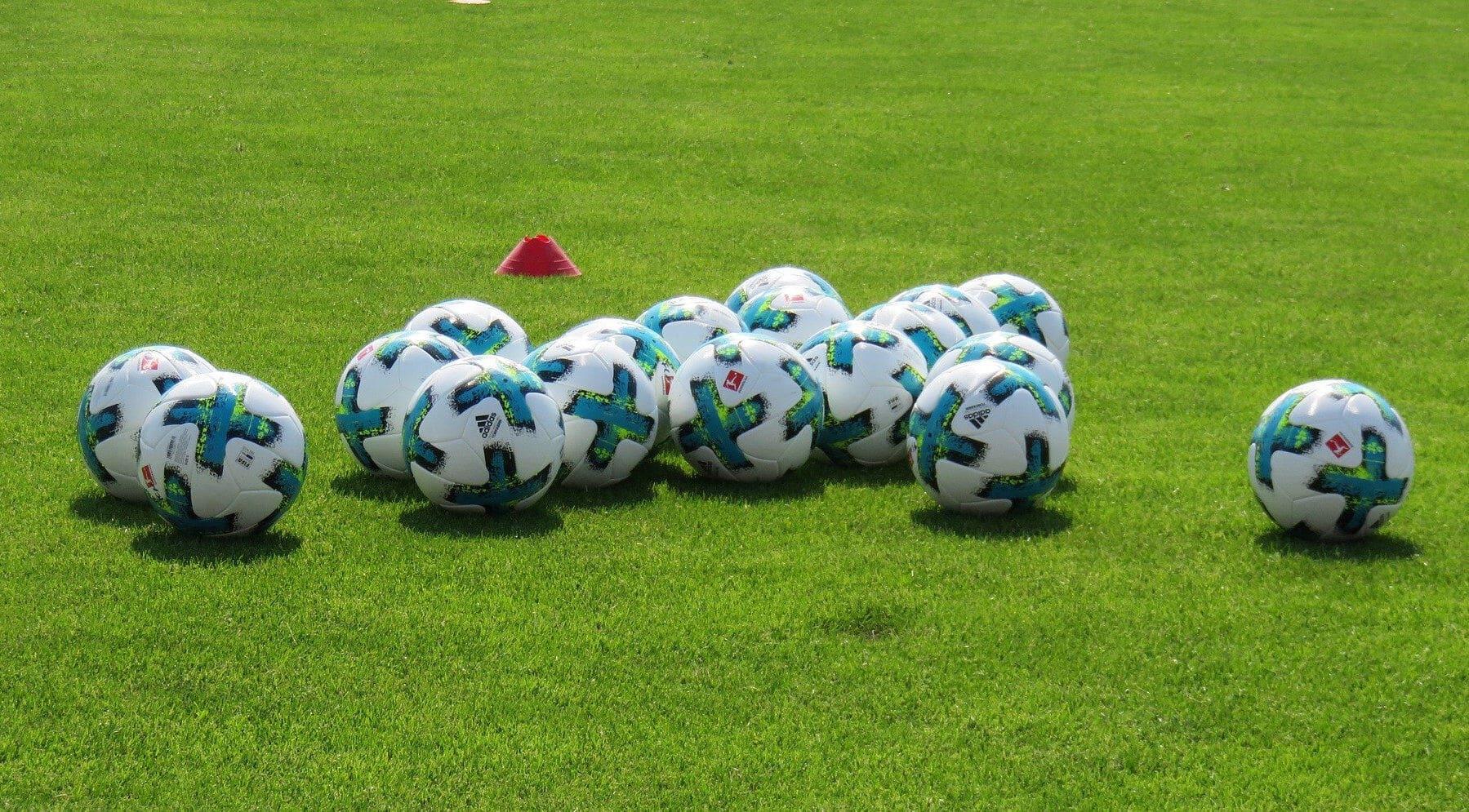 Impressionen des Fussball Trainingslager Sportschule Emsland