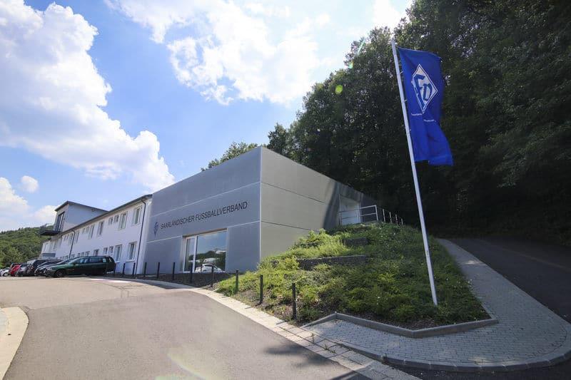 Fussballschule Trainingslager Sportschule Saarland