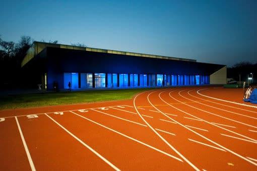 Leichtathletik Sportschule Saarland