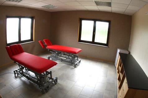 Physiotherapieraum Sportschule Suedeifel
