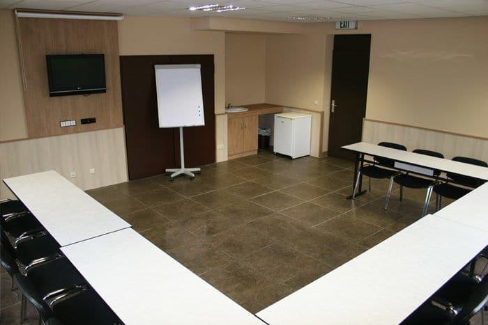 Seminarraum in der Sportschule Suedeifel