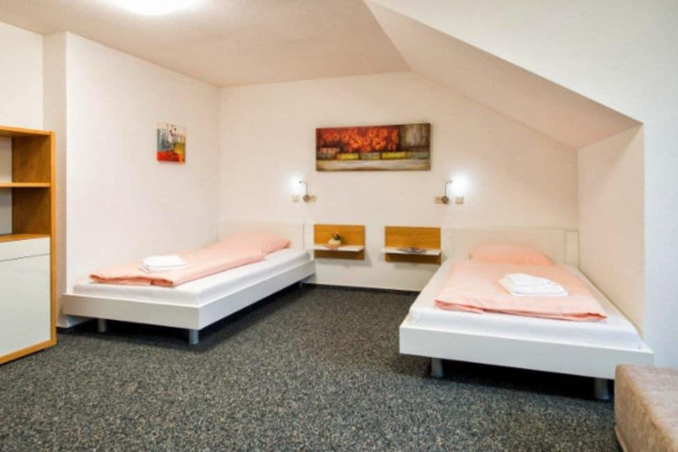 Wohlfühlen in den gut ausgestatteten Zimmern im Sauerland