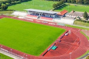 Stadion Fussball Trainingslager Sporthotel Harz