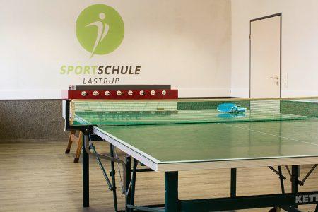 Viele Möglichkeiten für die Freizeitgestaltung im Trainingslager Cloppenburg
