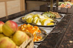 Sportlergerechte Ernährung im Fussball Trainingslager Haus am See