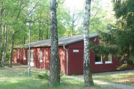 Unterkunftsmöglichkeit Fussball Trainingslager Haus am See