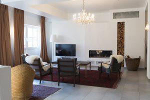 Moderne und gemütliche Zimmer zum Entspannen